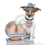Octoberfest Pup