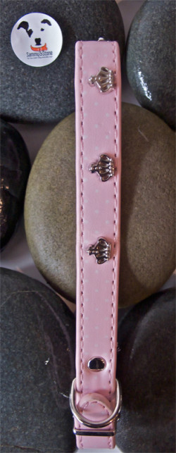 Princess Dog Collar